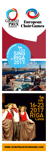 European Choir Games 2017