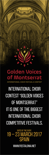 Fiestalonia - Golden Voices of Montserrat