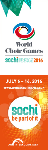 World Choir Games 2016