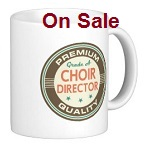 Shop choir gifts