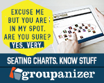 Seating Charts and more with Groupanizer Choir Management