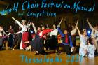WORLD CHOIR FESTIVAL ON MUSICAL & COMPETITION