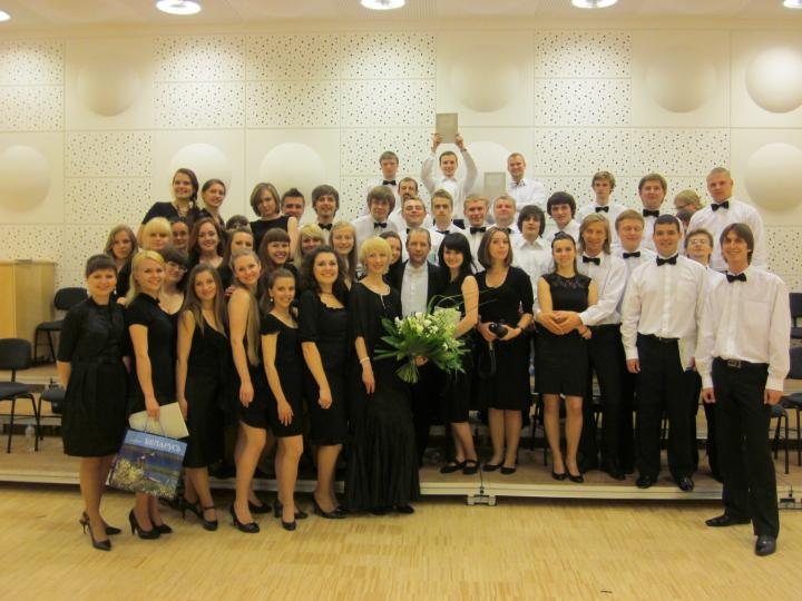Choir of the Belarus State Academy of Music (BSAM)
