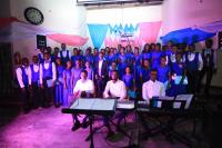 Medoma Central S. D. A. Church Youth Choir