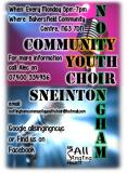 Nottingham Community Youth Choir Sneinton