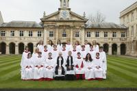 The Choir of Emmanuel College, Cambridge