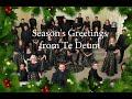 Love Came Down at Christmas - Te Deum Chamber Choir